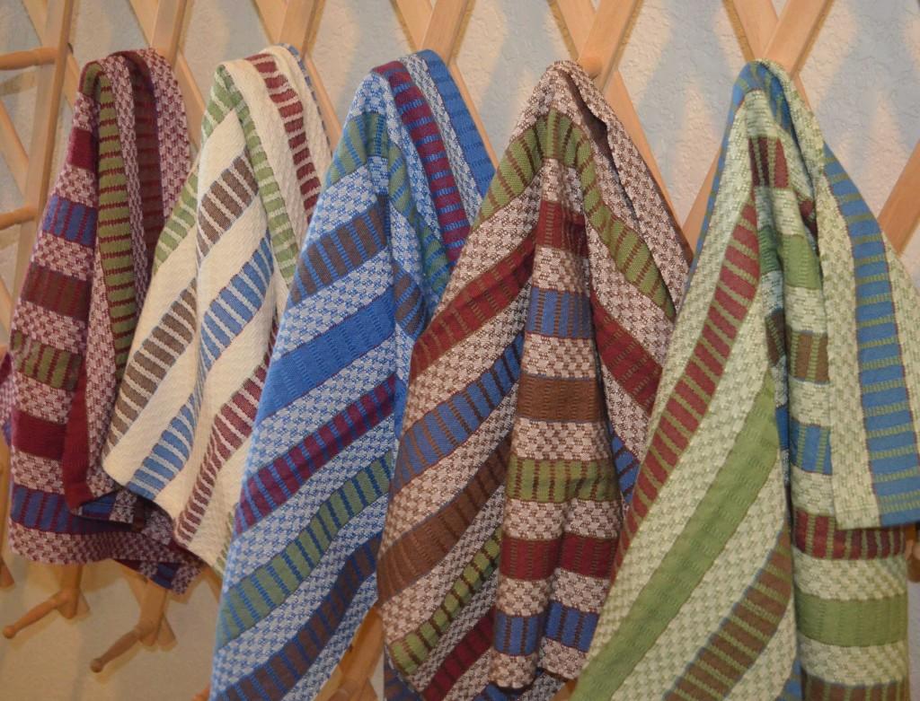Summer Harvest towels